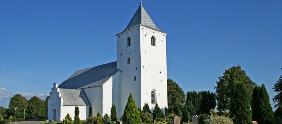 Tamdrup Kirke, Horsens, Denmark